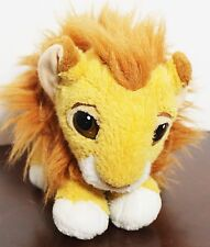 1994 Disney Authentic Lion King Simba Convertible Reversible Mane Cub to Adult