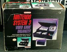 DYNASOUND SYSTEM 3 Video Game Storage Organizer Nintendo NES Super SNES Sega