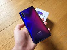 Honor 9X Pro phantom purple, smartphone Android