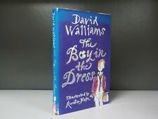 The Boy In The Dress David Walliams 2008 1st Edition 1st Print ID854