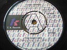 "TIMMY THOMAS - THE MAGICIAN  7"" VINYL DEMO"