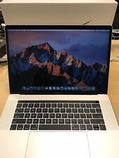 """2016 MacBook Pro, 15"""", 2.9GHz i7, 1TB HD, 16GB Mem, Silver, Touch Bar & ID"""