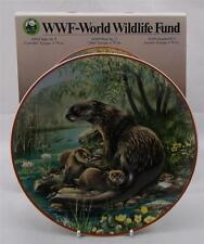 Villeroy & et boch wwf fonds mondial pour la nature No3 otter europe new boxed