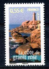 STAMP / TIMBRE FRANCE  N° 4163 ** PORTRAIT DE REGION / LA COTE DE GRANIT ROSE