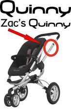 2x Quinny Buzz  Zapp Replacement PERSONALISED sticker