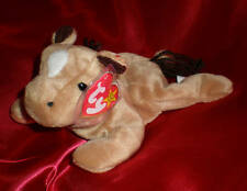TY Beanie Baby DERBY the Horse RETIRED NWMT