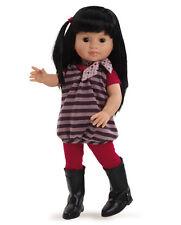 Paola Reina Soy Tu Lis Asian Vinyl Play Doll 17 inches  6088