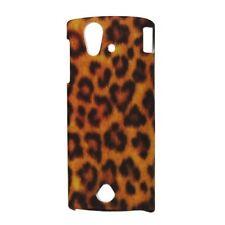 Hard Case/Protection-Housse de SONY ERICSSON Xperia Ray/st18i-Léopard pour téléphone portable-housse