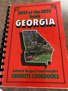 Best of the Best from Georgia : Selected Recipes from Georgia's Favorite Cookboo