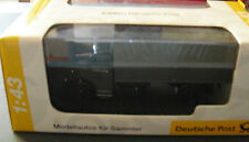 Mercedes L6600 Planen-LKW Deutsche Bundespost Schuco 1:43 in Box OVP