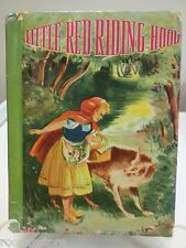 Little Red Riding Hood Illustrated by Sari 1941