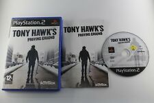 PLAY STATION 2 PS2 TONY HANWK'S PROVING GROUND  COMPLETO PAL ESPAÑA