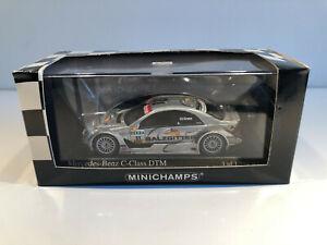 1/43 MINICHAMPS Voiture Miniature Mercedes-Benz C-Class DTM 2005