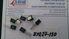 Philips BYQ27-150 10A150V 25ns double DIODE SOT186 Lot-2pcs