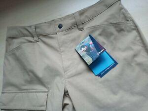Mens Berghaus Kalden Beige Cargo Shorts Waist 32''