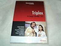 "DVD NEUF ""TRIPLEX"" Patrick CHESNAIS, Cecile PALLAS / Georges LAUTNER"