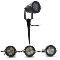 Waterproof LED Outdoor Landscape Garden Floodlights Spot Lights 15W 12W 9W Lamp