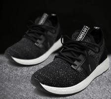 Tanggo 1979 Korean Fashion Sneakers Breathable Canvas Shoes Men (black) Size 40