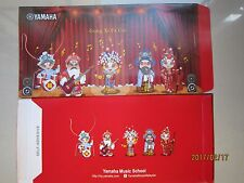 Yamaha Music 2017 Chinese Opera Show Ang Pow/CNY Red Money Packets 2pcs