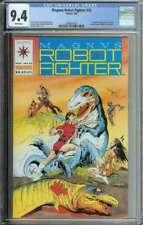 Magnus Robot Fighter #12 CGC 9.4 1st Valiant App Turok