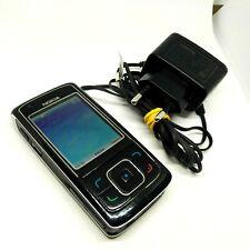 Nokia 6288 - Black (Unlocked) Cellular 3G Slide Mobile Phone