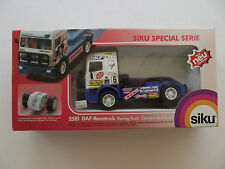 Vintage New Window Box SIKU SPECIAL SERIE 2581 Diecast Motorized Model DAF Truck