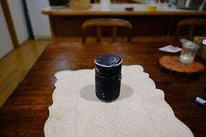 Minolta MC Tele Rokkor QD 135mm f3.5 lens