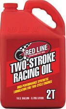 RED LINE 2 STROKE RACING OIL 1GAL 40605
