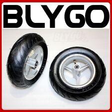 90/65 - 6.50 Front + 110/50 - 6.50 Rear Wheel Tyre Tire 49cc Pocket Rocket Bike