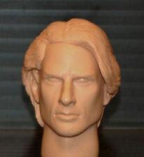 1/6 Scale Custom Tom Cruise Action Figure Head # 3