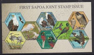 SOUTH AFRICA MNH STAMP SHEET 2004 FIRST SAPOA JOINT ISSUE SG MS1508