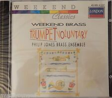 Weekend Brass - Trumpet Voluntary -Various Artists (CD London) NEW in wrapping