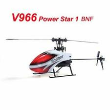 WLtoys V966 Power Star 1 6CH 6-Axis Gyro Flybarless RC BNF