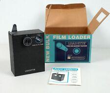 Vintage 35mm Film Loadette Bulk Film Loader Lenco Photo Products Gaf