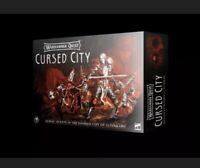 BNIS Warhammer Quest Cursed City Sealed Boxset AoS HERO