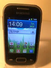 Samsung Galaxy Pocket GT-S5300 - 3GB - Black (Unlocked) Smartphone Mobile