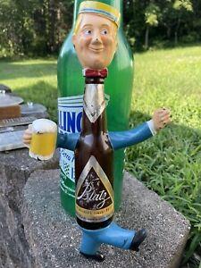 1950s BLATZ Bottle Man Statue Figure
