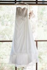 "Brides Desire Wedding Dress ""Nyrie"" Sz16 in Excellent Condition."
