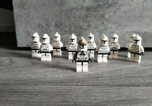 Lego star wars 10 Phase 1 Klone clone wars 8018 8098 8014 30006