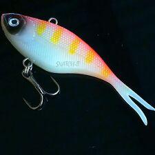 1 Soft Plastic Vibe MASK  Fishing Lures 70mm  Like JACKALL Bass Freshwater Lure