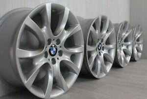 """REFURBISHED Genuine 19"""" BMW X6 E71 E72 Style 257 wheels P/N: 6778582 6778585"""