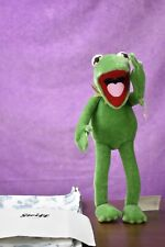 Steiff 680397 Kermit The Special Edition COA, Tagged & Bag