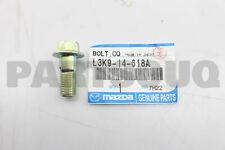 L3K914618A Genuine Mazda BOLT,CONNECTOR L3K9-14-618A