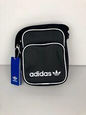 Adidas Originals Vintage Crossbody Mini Bag BLACK WHITE
