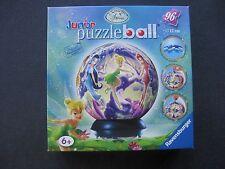 Puzzle ball Fairies complet 96 pièces diamètre 12 cm