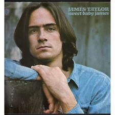James Taylor Lp Vinyle Doux Baby James / Warner Bros 46 043 Z Neuf