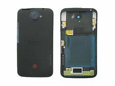 Genuine HTC One X+ Soft Touch Black Middle Cover / Chassis - 74H02354-02M