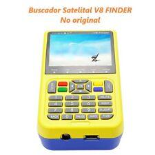 Buscador  V8 Finder HD 1080P DVB-S2 Alta definición Satélite MPEG - 2 - 4