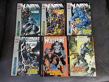 Lot X-Men Wolverine Bethy