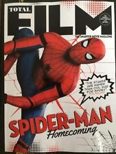 Total Film Magazine August 2017 Spider-Man Homecoming UK Subscribers Cover